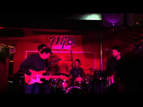 BLUESBACK live - I Want All My Money Back (Lonnie Brooks) - with Drago Favento
