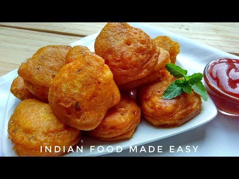 Mysore Bonda Recipe in Hindi by Indian Food Made Easy