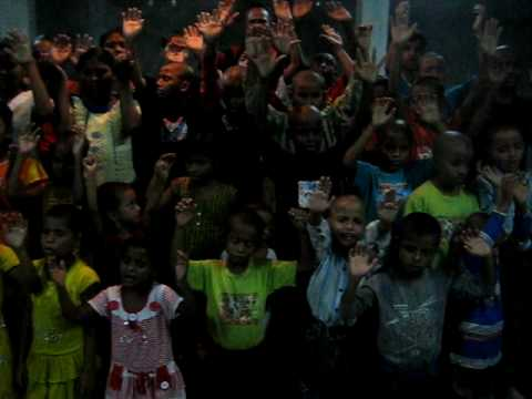 Above All By Lord Jesus Ministry's Youth Choir Kolkata, India video