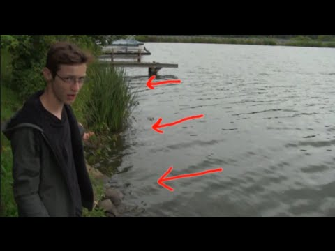 Shore fishing Techniques