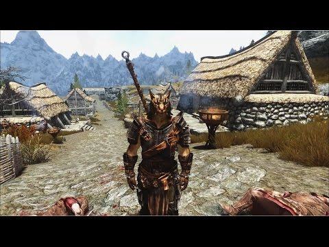 Skyrim Builds - The Bandit
