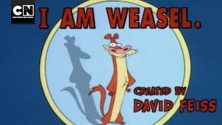 I am Weasel | Theme Song | Cartoon Network