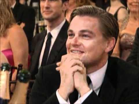 Kate Winslet LOVES Leonardo DiCaprio at Golden Globes 2009 ... Leonardo Dicaprio And Kate Winslet