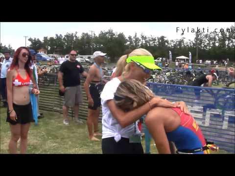 Ντενίζ Δημάκη πρωταθλήτρια στο cross-triathlon 5η θέση Xterra Greece Λίμνη Πλαστήρα - fylakti.com