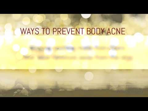 Body Acne Tips & Prevention by ZENMED