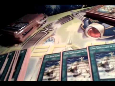 2011 Agent Deck Yugioh Agent Otk Deck of The