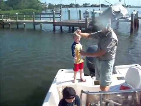 Sarasota Family Fishing with Capt Jim Klopfer