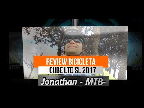 Review Bicicleta MTB Cube LTD Sl 2017