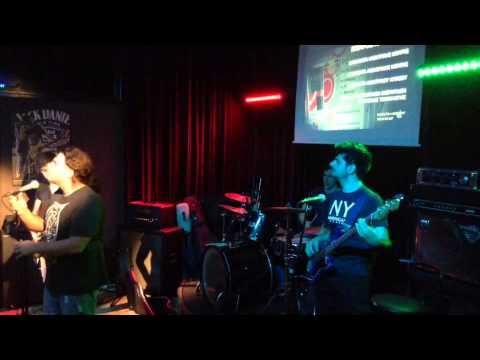 Μαθήματα Κιθάρας Κιθαροσπουδές Bandstand Live Enter Sandman (Metallica Cover)