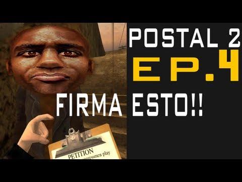 Recogida de Firmas Sangrienta - Postal 2 - Ep. 4