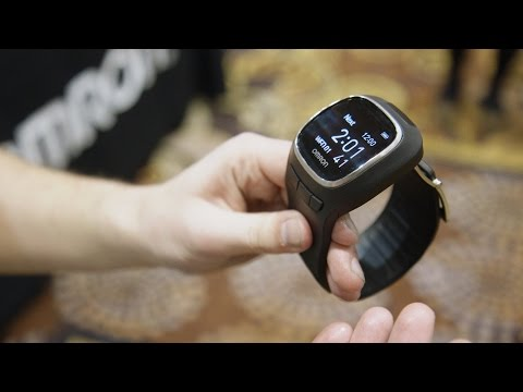 Omron's Project Zero monitors your blood pressure — CES 2016
