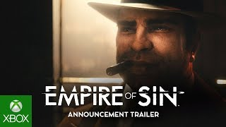 Empire of Sin - Announcement Trailer