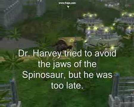 Jurassic Park Breakout part 3