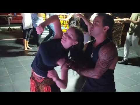 Evelyn & Derrick at RioZoukFusion in LDN ~ Zouk Soul