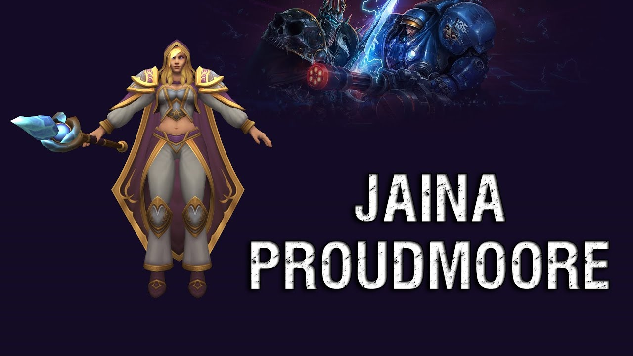 Jaina proudmoore abuse pron bitches