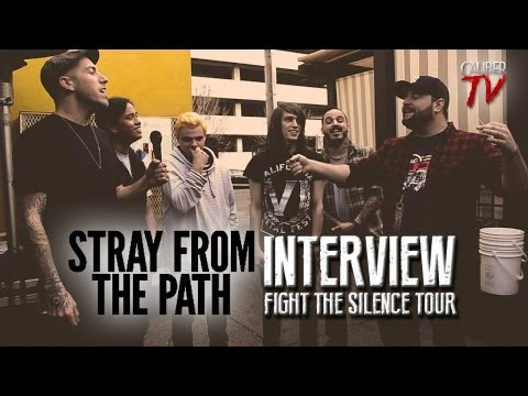 STRAY FROM THE PATH INTERVIEW | ANONYMOUS | LOCAL BAND TIPS