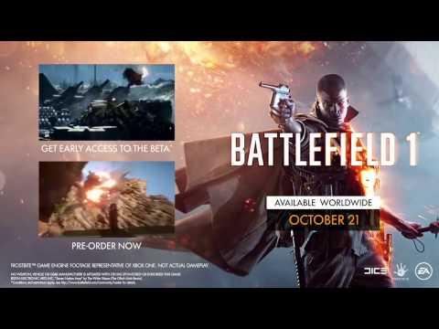 Battlefield 1 - PC Game Trainer Cheat PlayFix No-CD No