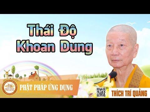 Thái Độ Khoan Dung