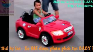 Xe oto điện trẻ em B15 giá rẻ cho bé - BABY PLAZA - http://baby.net.vn