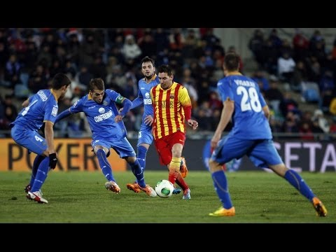 Lionel Messi ● Best Dribbling Skills ● 2013-2014 | Hd video