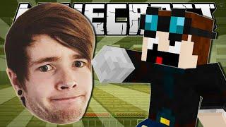 Minecraft | DANTDM BROKEN HAND CHALLENGE #2!! | Custom Map