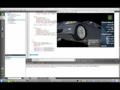 QtQuick3D Tutorial - Car3D