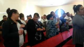Let us come together - Cook Islands Combine AY Programme