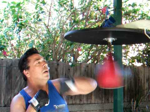 HOW TO HIT A SPEED BAG / WORKOUT VIDEO  #1 Image 1