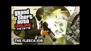 Grand Theft Auto V The fleeca job