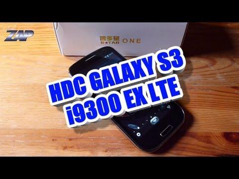 HDC Galaxy S3 i9300 Ex Lte MT6577 Dual-Core - Samsung SIII Clone Star B92M? ColonelZap Fastcardtech