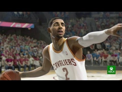 Nba Live 14 Gameplay Screenshots - Officially Announced For The Xbox One Console