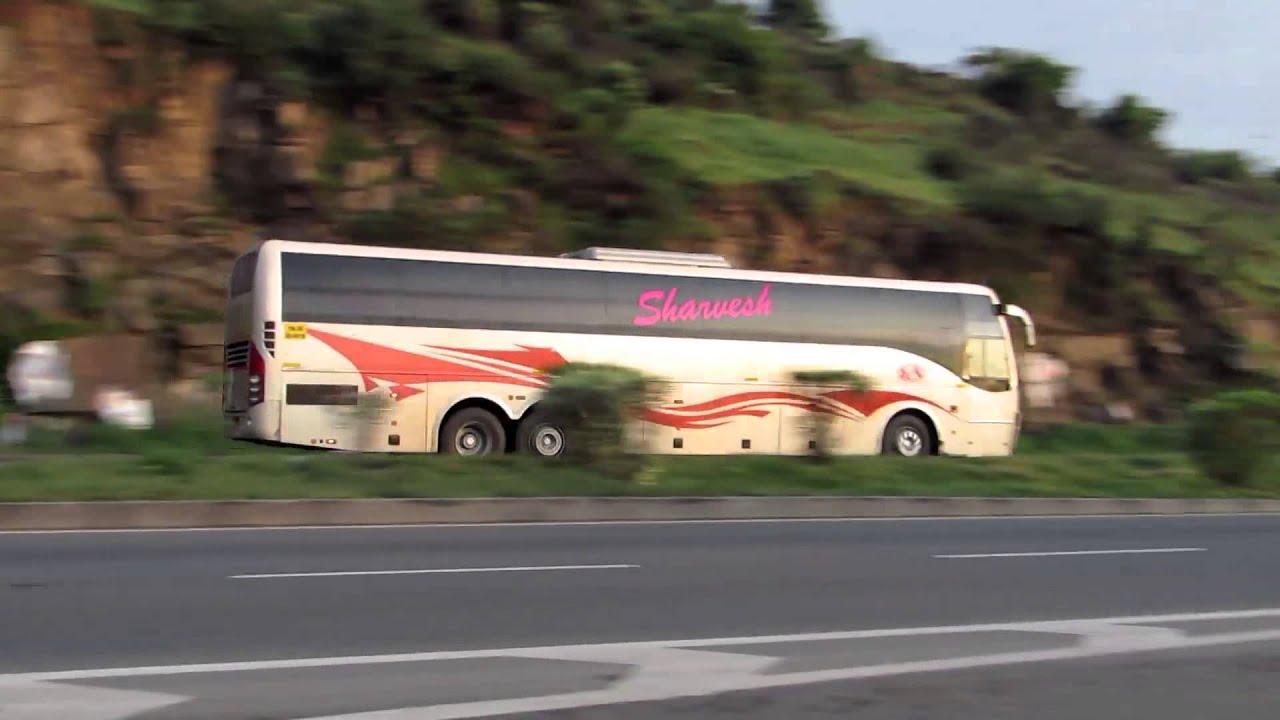 Kpn Travels Volvo Bus Kpn Volvo Bus