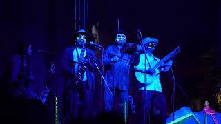 Nuestros Músicos en Fandango. El Quinteto Nacional