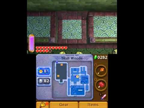 3DS Longplay [012] The Legend of Zelda: A Link Between Worlds (Part 3 of 4)