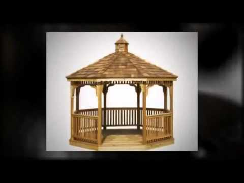 How To Build Beautiful Sheds - DIY-Plan Recommended.flv