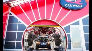 """Tour The Totally Tommy Ultimate Gas & Car Wash """"Waverly Site"""""""