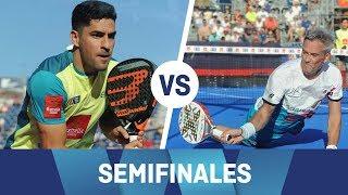 Resumen Semifinal Sanyo/Maxi VS Lamperti/Mieres Valladolid Open 2018 | World Padel Tour