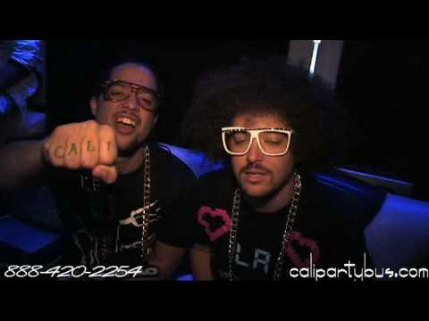 Cali Party Bus San Diego  Party Bus San Francisco 2010 Teaser Video