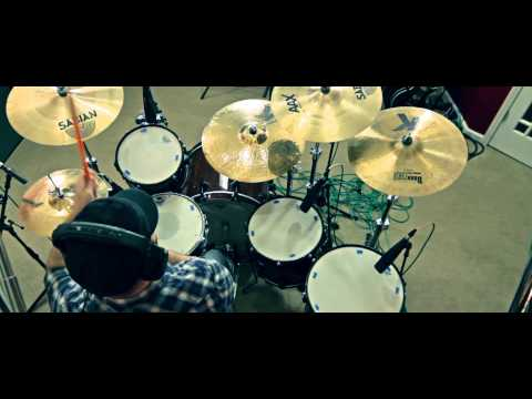 Thousand Foot Krutch - Let The Sparks Fly (Cinematic Drum Cover) 1080P