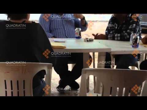Thumbnail image for 'Nuevo video del hijo de Fausto Vallejo con líder de Los Caballeros Templarios'