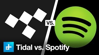 Tidal vs. Spotify - Comparing the Streaming Music Services