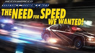 THE NEED FOR SPEED WE WANT IN 2019!