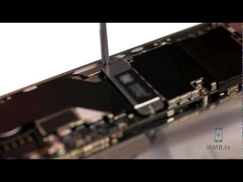 Earpiece Repair - iPhone 4S How to Tutorial