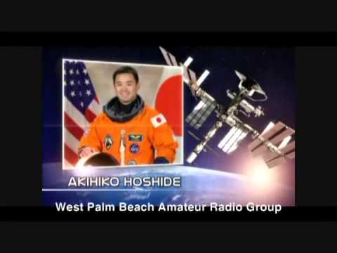 Largest ARISS Contact ever hosted by WS4FSM at the South Florida Science Museum