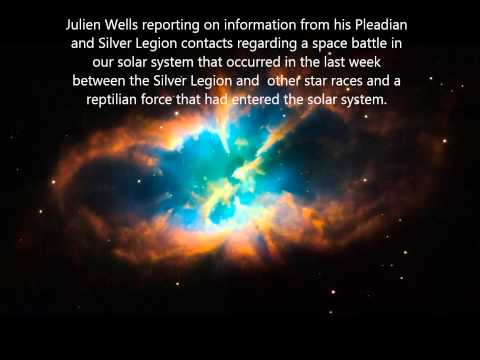 Julian Wells' Report on Silver Legion Operations Against Hostile Reptilian Fleets - November 2013