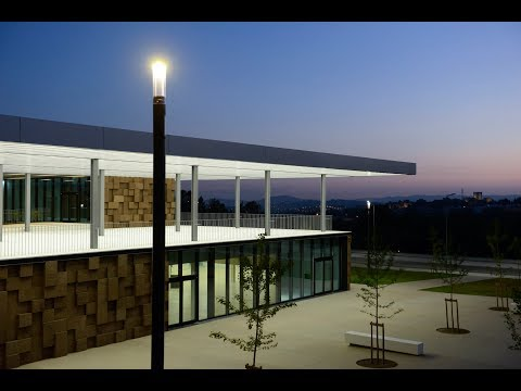 Inauguração da Academia de Ginástica de Guimarães
