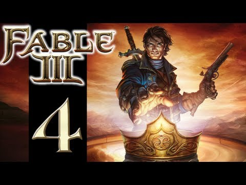 Let's Play Fable III - EP04 - Hero Pistol!