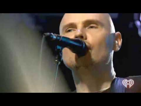 Smashing Pumpkins - Space Oddity (Bowie cover) on ROCK 105.3 Radio (June 19th 2012)
