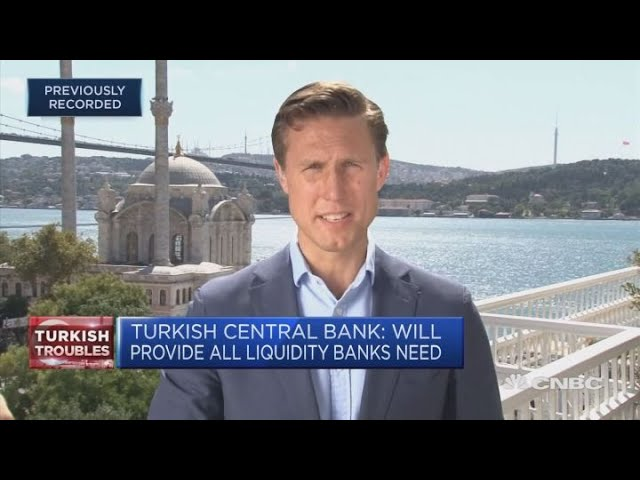 European banks hit by Turkey contagion   In The News