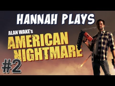 Alan Wake's American Nightmare: Satellite